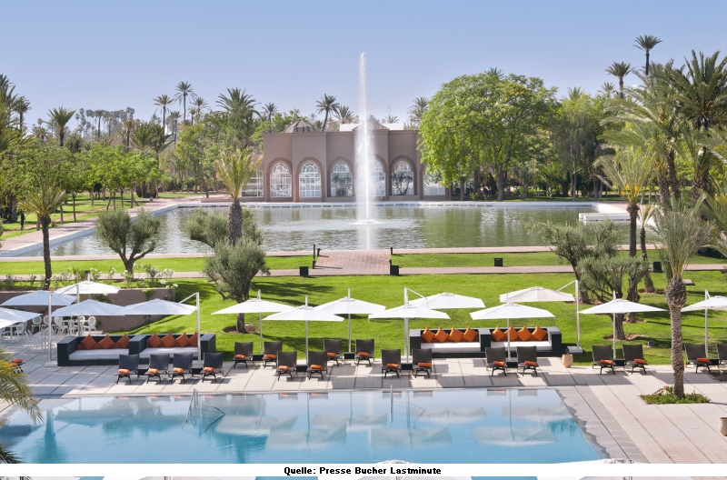 Pullman Marrakech Palmeraie Resort Marrakesch