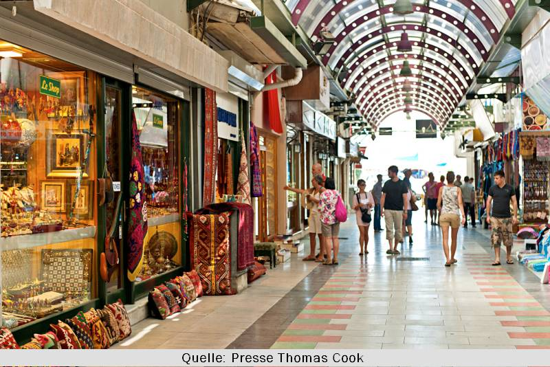 Marmaris Bazaar Türkei