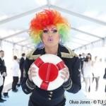 Olivia Jones auf Kiez meets Comedy Tour mit der Mein Schiff 2