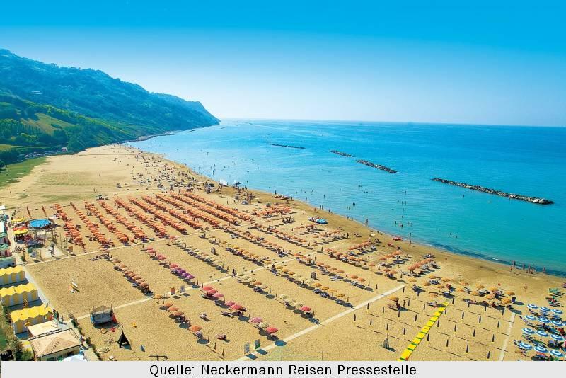 Rmini Pesaro Strand