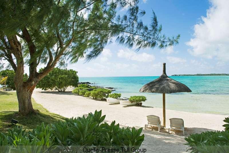 Sensimar Mauritius Strand Urlaub
