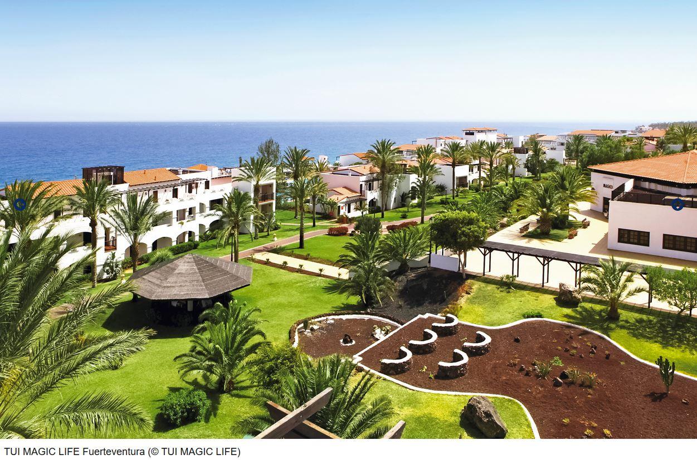 Urlaub im TUI Magic Life Fuerteventura