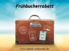 Frühbucherrabatt – bei FTI in der Wintersaison 2016/2017