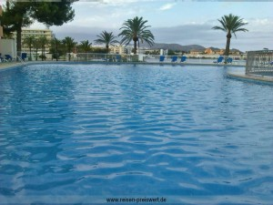 Pool Bellevue Club Alcudia Pool