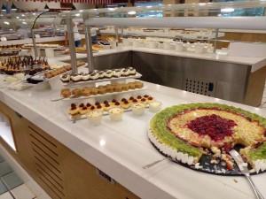 Belconti Resort Nachtisch