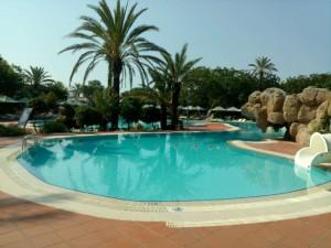 Belconti Resort Wasserrutschen