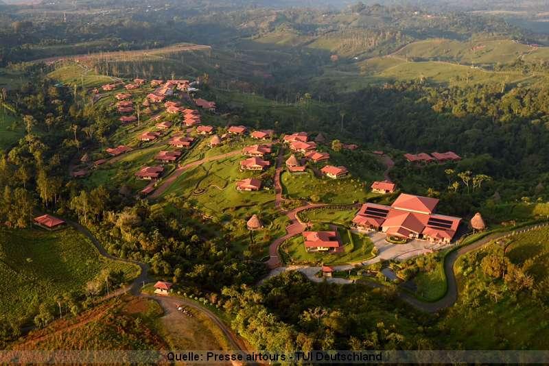 Hacienda Altagracia Costa Rica