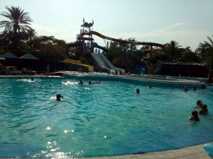 Belconti Resort Pool Belek