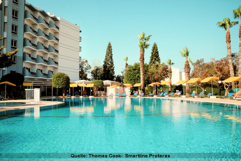 smartline Protaras Urlaub auf Zypern