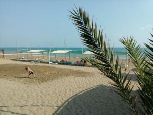 Strand Meer Belconti Resort Belek Türkei