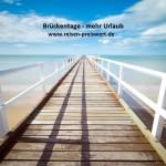 Mehr Urlaub durch Brückentage