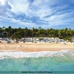 Strand RIU Niboa Dominikanische Republik