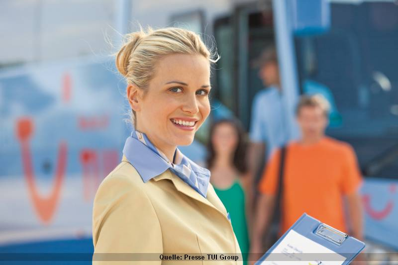 TUI sucht für den Sommer Reiseleiter