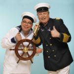 Klaus und Klaus auf Kreuzfahrt mit TUI Cruises