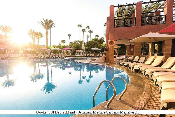 Sensimar Medina Gardens Marrakesch Urlaub