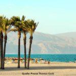 Urlaub Sommer Trend zum Strand