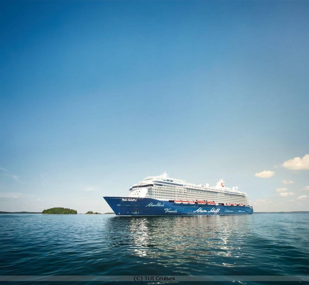TUI Mein Schiff 6 Urlaub auf dem Meer