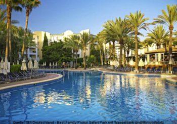 neue Best Family Hotels auf Mallorca – Urlaub im Alcudia Suite & Protur Safari Park
