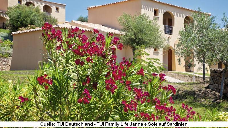 TUI Family Life Janna e Sole - Urlaub auf Sardinien