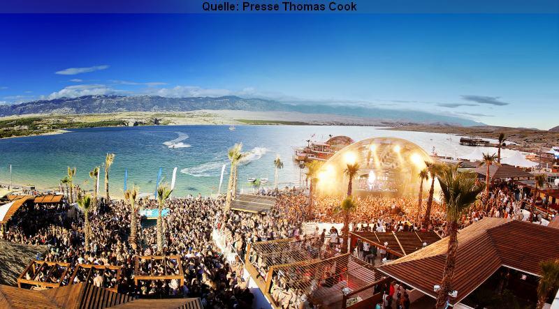 Partyurlaub auf Ibiza, Bulgarien, Kroatien