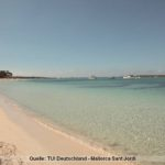 Mallorca Urlaub - Strand und Meer Sant Jordi