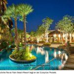 Vier-Sterne-Hotel Rawai Palm Beach Resort auf der thailändischen Insel Phuket