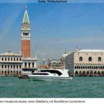 Urlaub auf dem Hausboot - Venedig