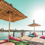 Sonnenschirme am Lara Beach Türkei Urlaub - Nachfrge steigt