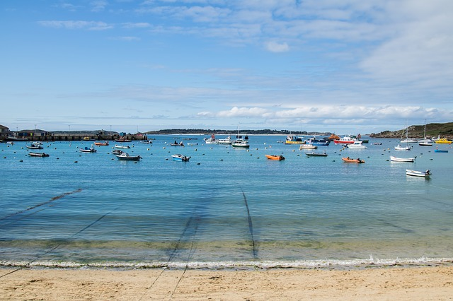 St Mary's auf den Scilly Inseln