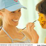 Job zu vergeben: Arbeiten unter der Sonne - Animateur, Kinderbetreuung, reiseleiter