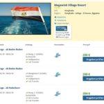 Magawish Village Resort preiswerter Urlaub in Ägypten
