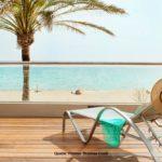 Im Urlaub eine Sonnenliege reservieren