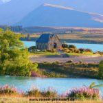 Neuseeland - Urlaub mit atemberaubender natur