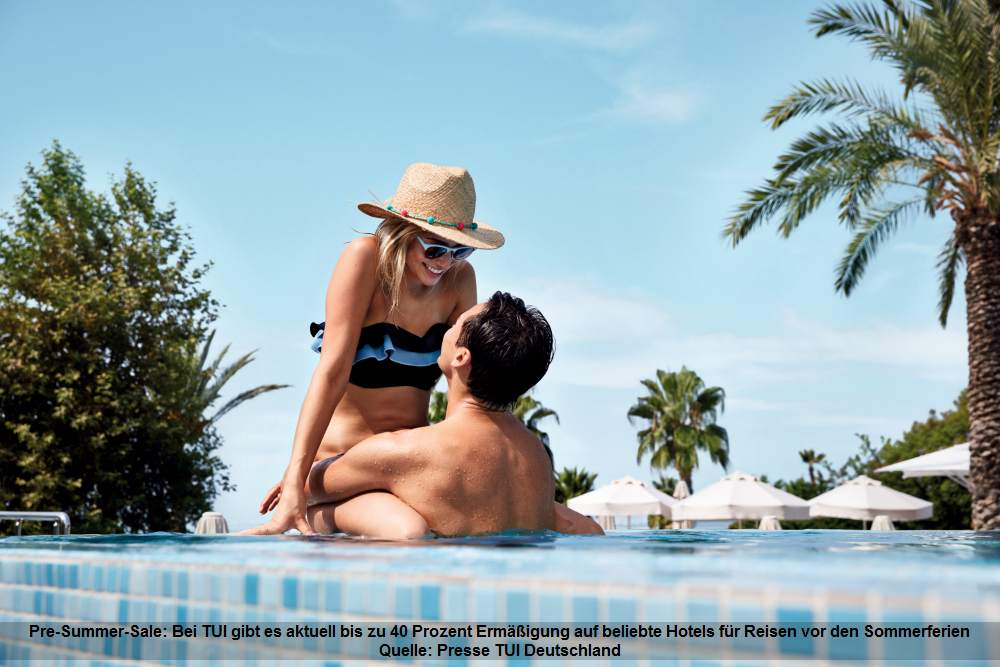 Urlaub buchen und bis 40 % sparen