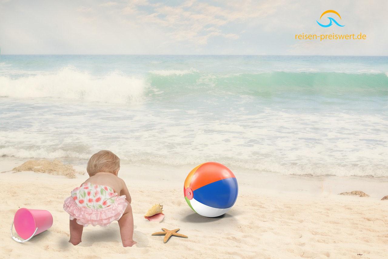 Mit Kleinkind in Urlaub - Baby All inklusive