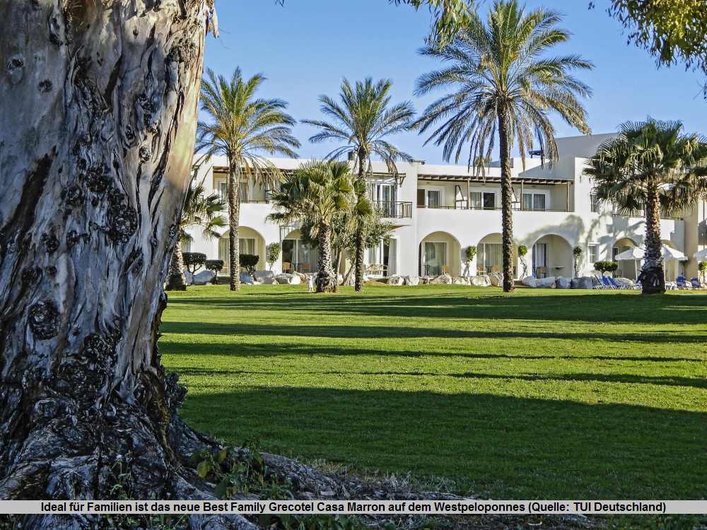 Best Family Grecotel Casa Marron - Griechenland - Urlaub www.reisen-preiswert.de