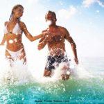 Urlaub in den Sommerferien