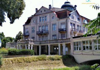 Bewertung: 4* Hotel Badehof Bad Salzschlirf in der Rhön – Vogelsberg