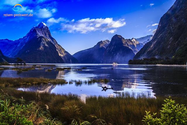 Neuseeland Rundreise - Urlaub