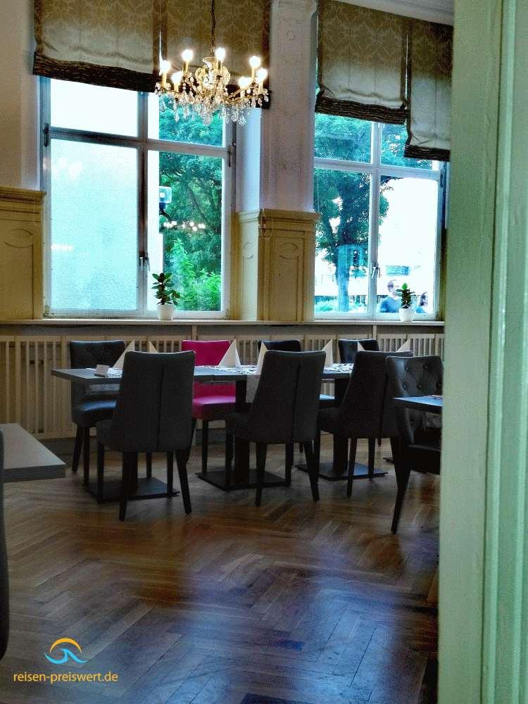Restaurant im Hotel Badehof Bad Salzschlirf