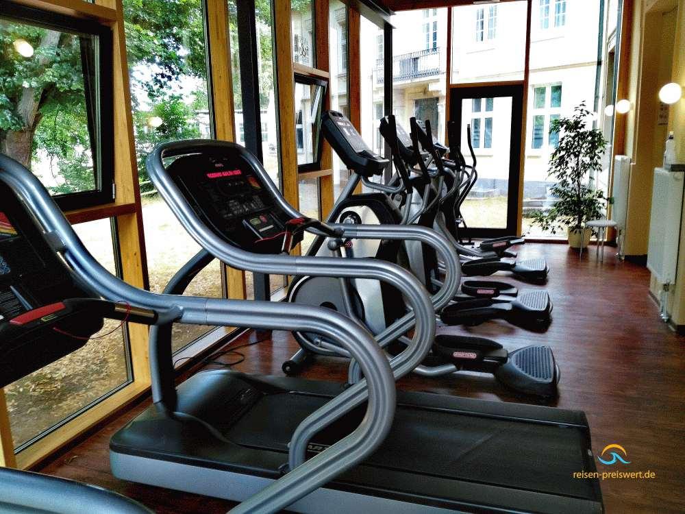 Sport im Hotel Badehof Bad Salzschlirf - www.reisen-preiswert.de