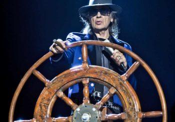 Udo Lindenberg  Mein Schiff 1 Rockliner: Kiel – Helsinki – Stockholm – Kiel