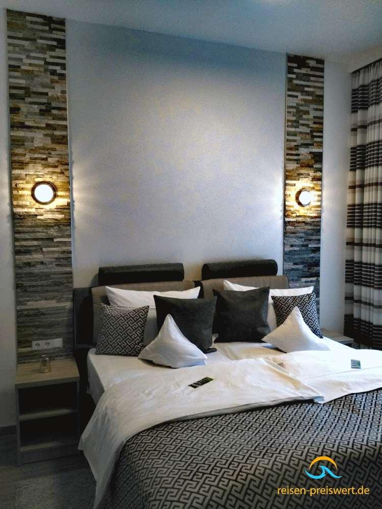 Komfort Doppelzimmer im Hotel Badehof Bad Salzschlirf