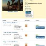 Grandeur Hotel- Dubai Last Minute Urlaub