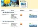 ab 261€: Ägypten 1 Woche AI  4* Tivoli in Sharm el Sheik