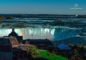 Horseshoe Falls – Teil der Niagarafälle