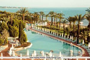 Hotel Sentido Perissia Türkei - Poollandschaft