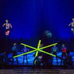 Cirque du Soleil mit Totem - Russian Bars