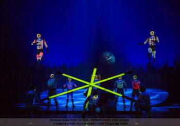 Cirque du Soleil mit Totem auf Gran Canaria – Meloneras
