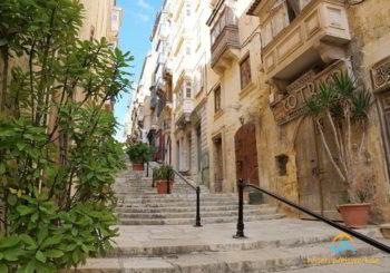 Valletta Hauptstadt des Inselstaates Malta